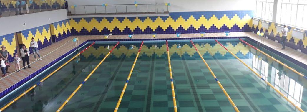 Компанія, яка реконструювала басейн у Буську, виграла тендер нечесно