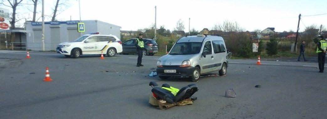 """""""Дві смертельні ДТП на одному місці"""": у селі на Дрогобиччині вимагають встановити світлофор"""