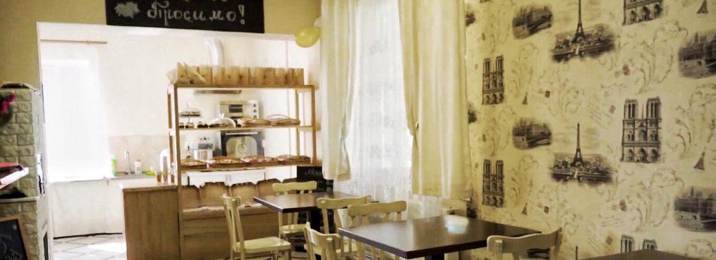 Як на Самбірщині працює перша соціальна пекарня, яку створив священник з мешканцями села(ВІДЕО)