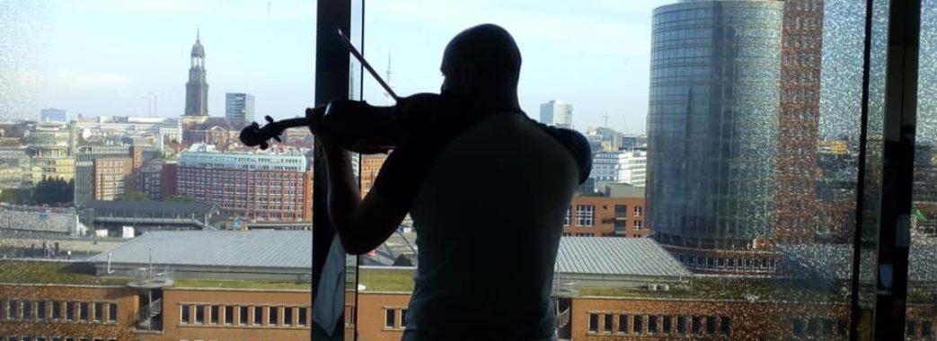 У Львові організовують концерт на підтримку скрипаля