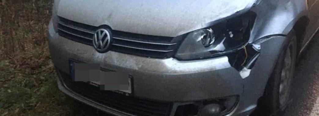 В Яворівському районі водій залишив помирати на дорозі жінку, яку збив