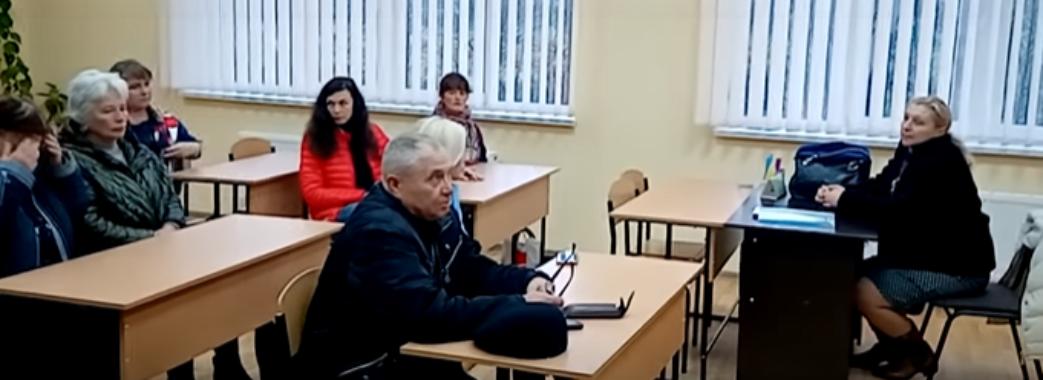 На Мостищині педагоги судяться за директорське крісло