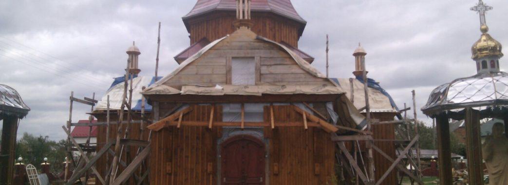 Два старовинні храми реставрують на Яворівщині