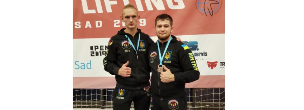 Спортсмени-гирьовики з Самбірщини вибороли призові місця на Чемпіонаті світу у Сербії