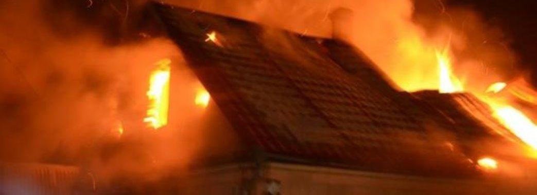 """""""Заснув із сигаретою"""": у пожежі на Кам'янка-Бужчині загинув 37-річний чоловік"""
