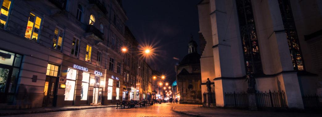 """У Львові пройде вечірній жіночий марш """"Поверни собі ніч"""""""