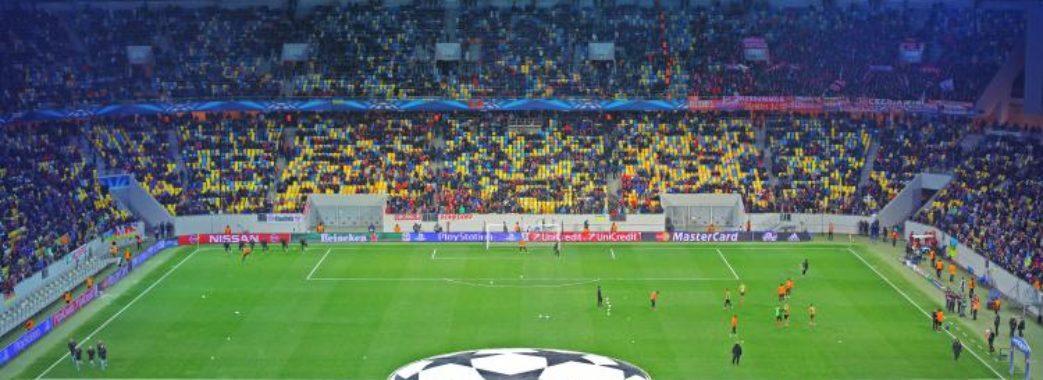 Сьогодні у Львові зіграють молодіжна збірна України та Данії