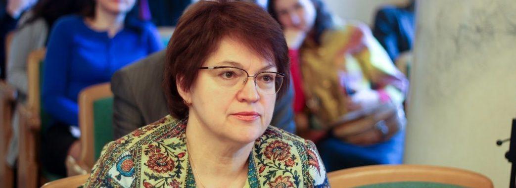 Три фракції обласної ради просять звільнити Ірину Микичак