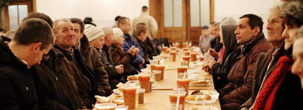 У храмах Львова влаштують благодійний обід для 200 бідних