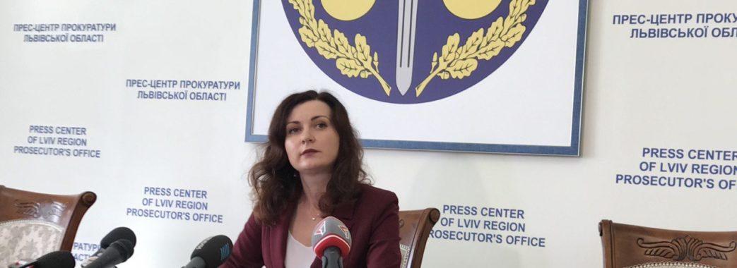 Починають з Турки і Старого Самбора: головна прокурорка області проведе прийоми громадян