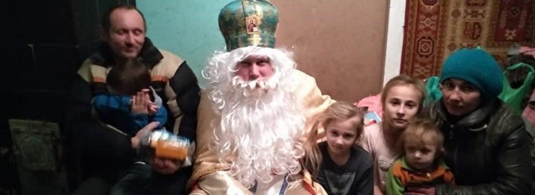 «Є сім'я, де  діти просять матраци, ковдри, подушки»: волонтери готуються до Дня Святого Миколая
