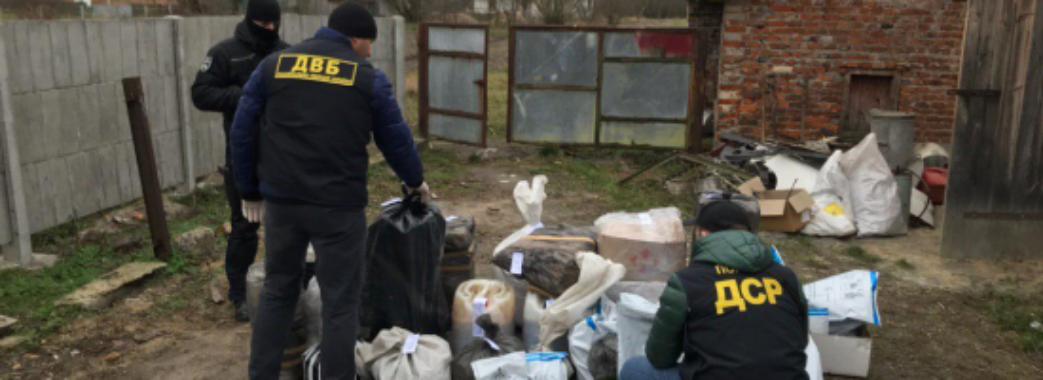 Троє мешканців Буського району у рідному селі організували наркобізнес