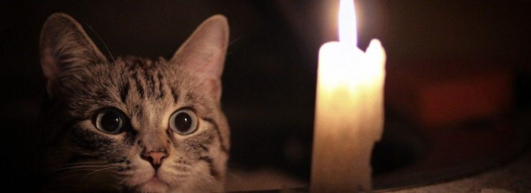 Темний понеділок: у 6 районах Львівщини завтра вимкнуть світло (АДРЕСИ)