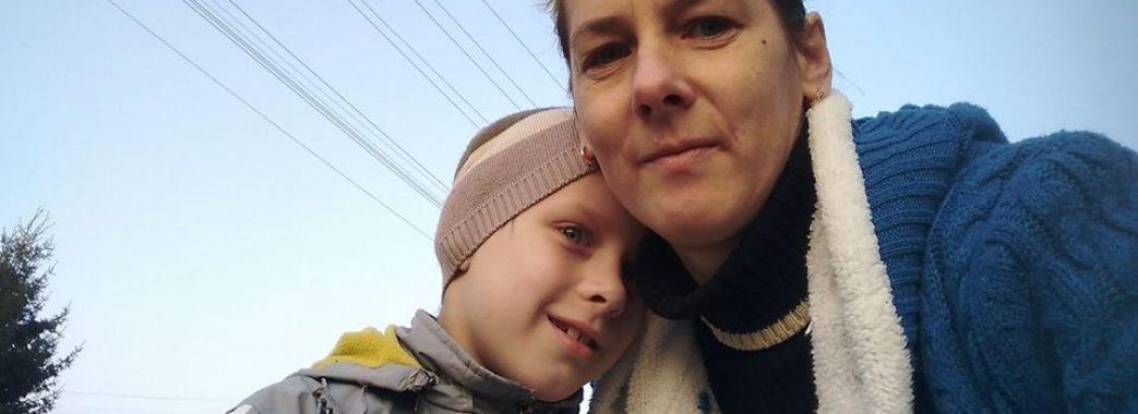 10-річний Дмитрик з Яворова потребує фінансової допомоги на лікування в Китаї
