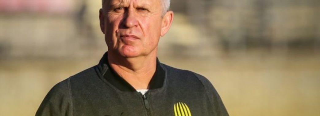 ФК «Рух» залишився без головного тренера