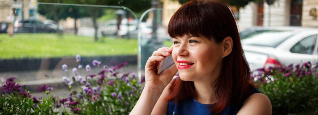 Людмила Калабуха: «Не питайте клієнта, коли йому зручно!»