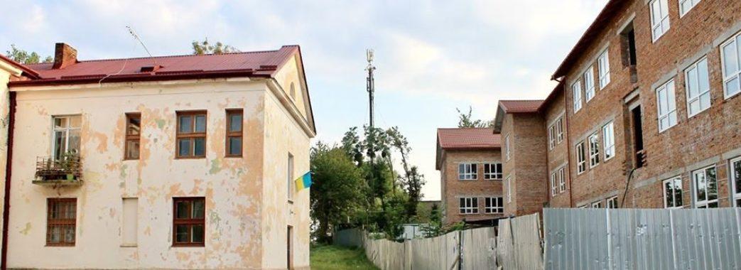 У Брюховичах будують найбільшу школу в області