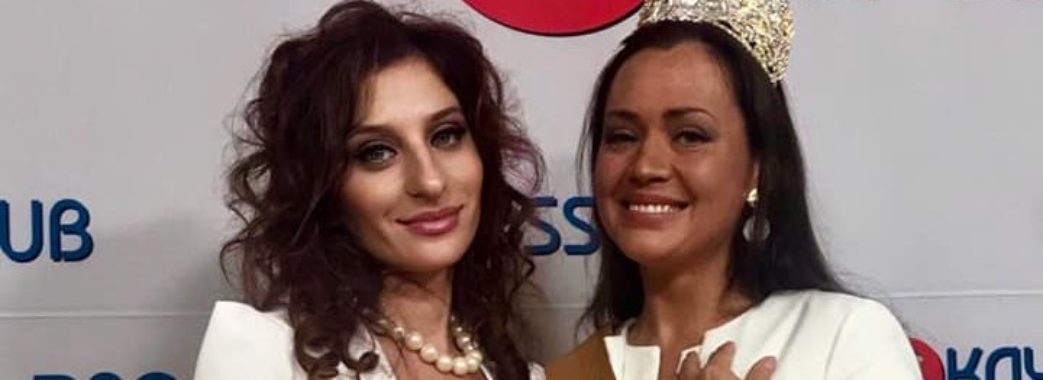 Ганна Гаврилів прокоментувала свою перемогу на Міжнародному конкурсі краси у Філіппінах