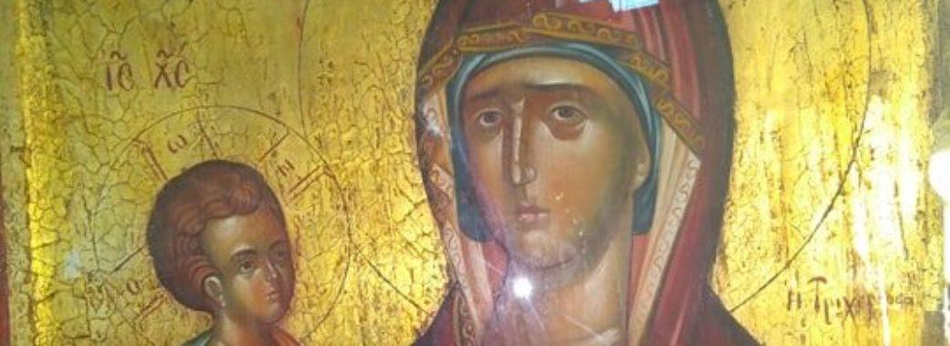 У церкві на Городоччині замироточила ікона