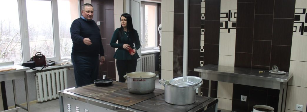 На Миколаївщині у сільській школі відкрили дитсадок
