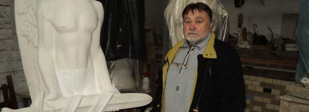 Помер відомий львівський скульптор Микола Посікіра