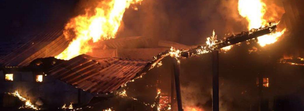 На Бущині у власному будинку згоріла літня жінка