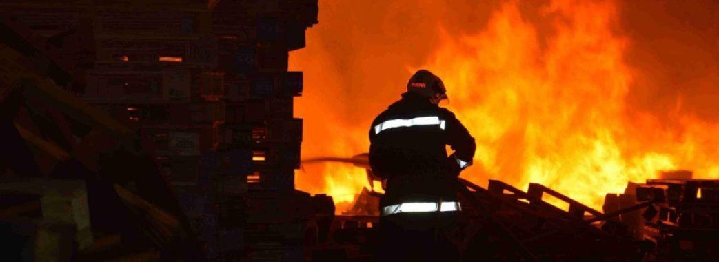 На Турківщині у пожежі загинув чоловік