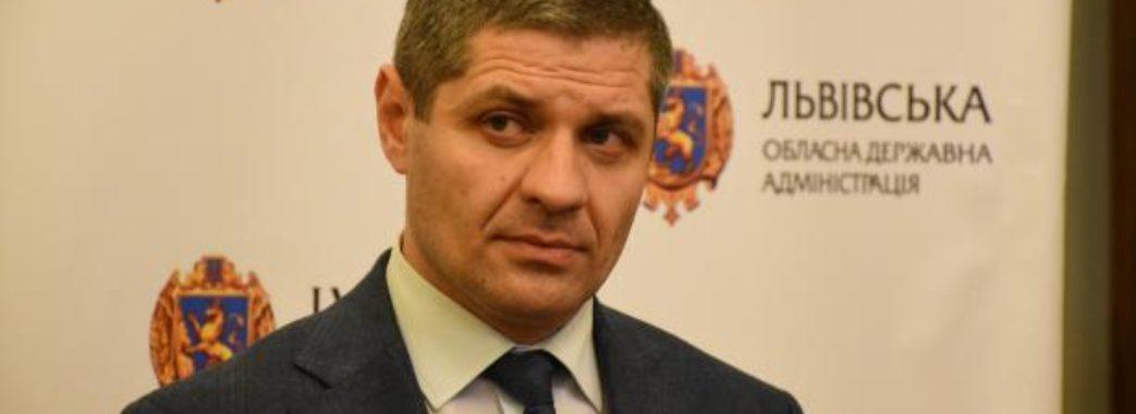 Фірсов звільнив керівника Львівської екоінспекції