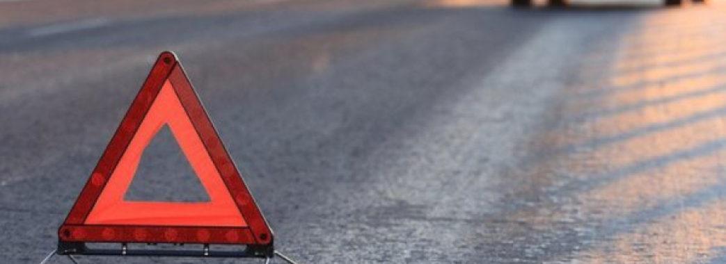 На Миколаївщині розшукують водія, який спричинив ДТП
