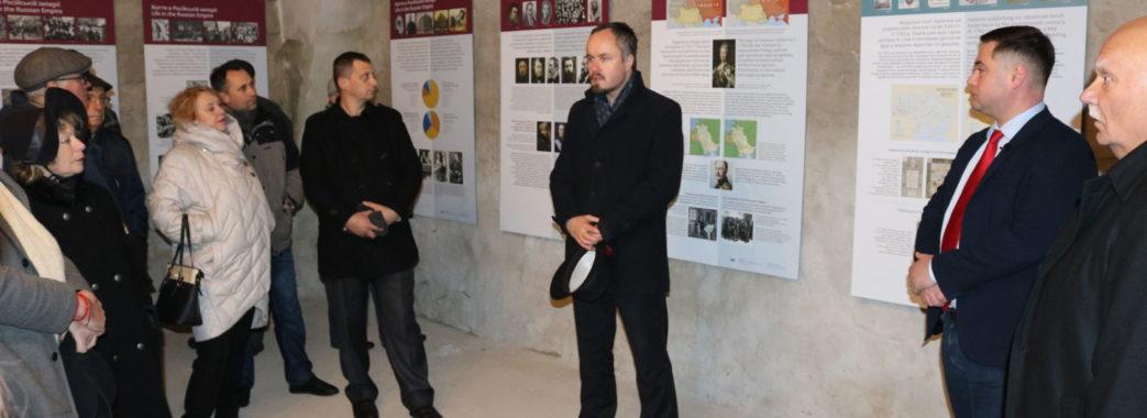 У Жовкві відкрили виставку про відносини українців та євреїв