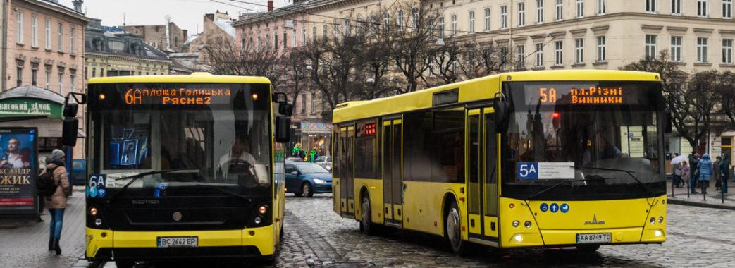 У Львові обіцяють в новому році возити пільговиків безкоштовно