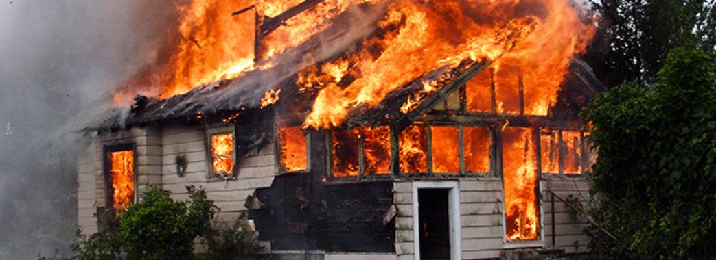 Вночі у пожежах загинули двоє людей