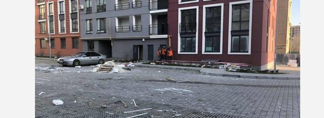 У львівській новобудові стався вибух