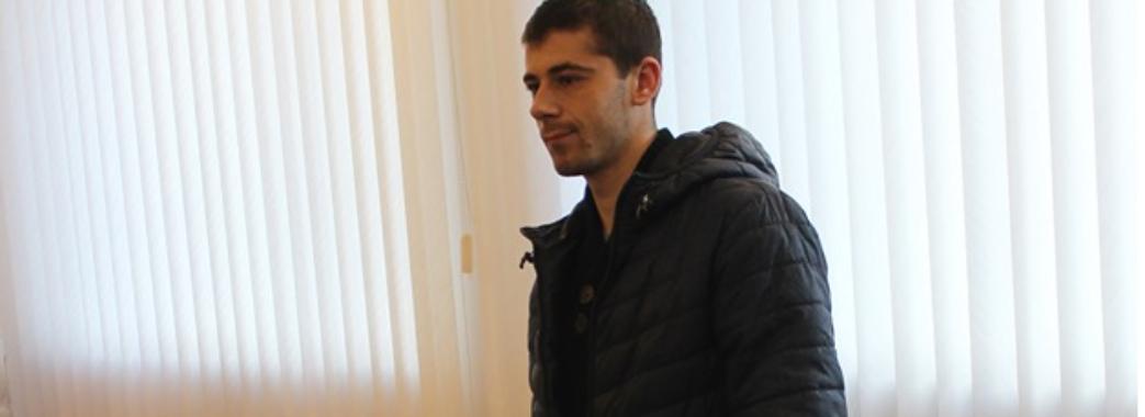 Івану Андрусіву з Миколаєва подарували однокімнатну квартиру