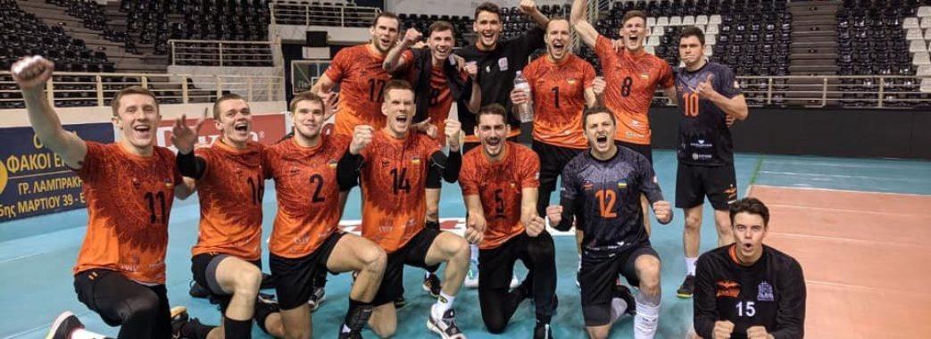 Львівські волейболісти просять прийти на матч з іграшками для хворих дітей