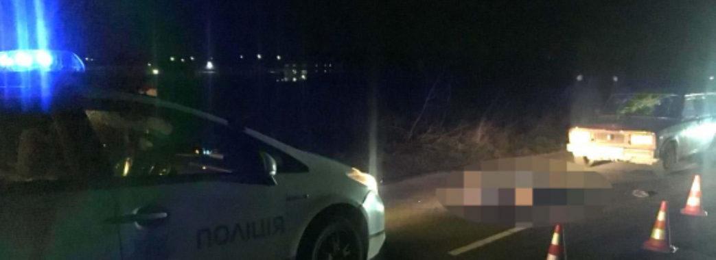 44-річний мешканець Дрогобиччини загинув на дорозі