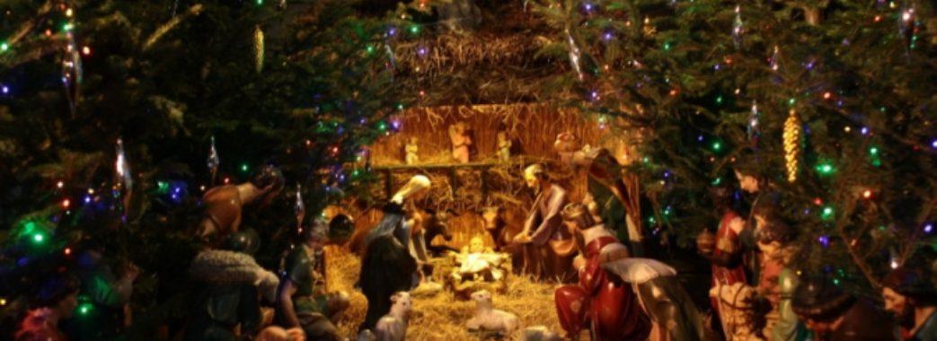 Сьогодні віряни відзначають Різдво Христове за григоріанським календарем