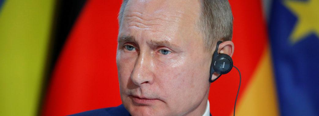 Путін обіцяє українцям 25% знижки на газ за «спільну чесну роботу»