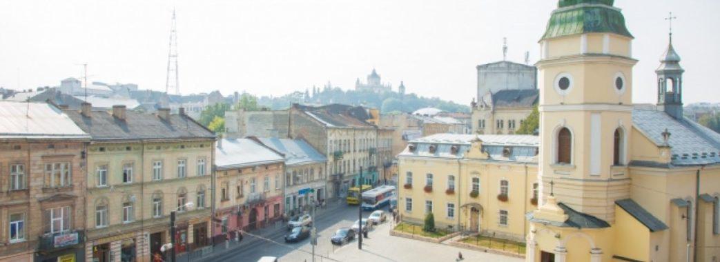 Біля церкви Анни збудують нову львівську мерію
