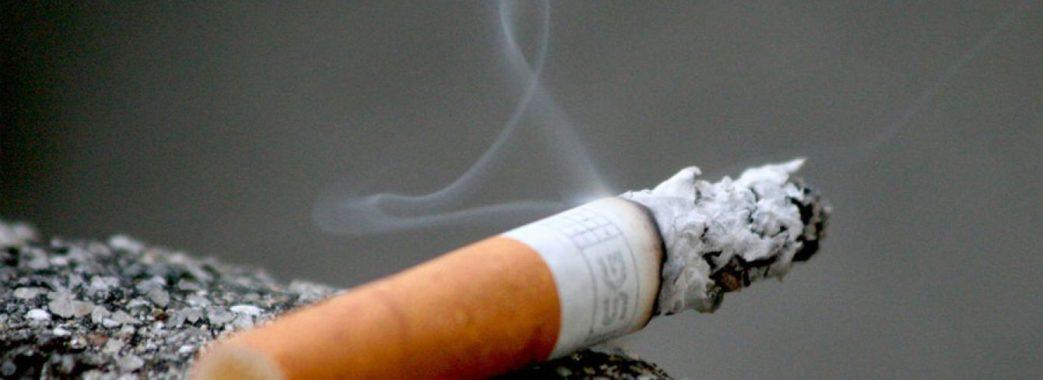 В Україні пропонують заборонити продаж сигарет особам до 21-го року