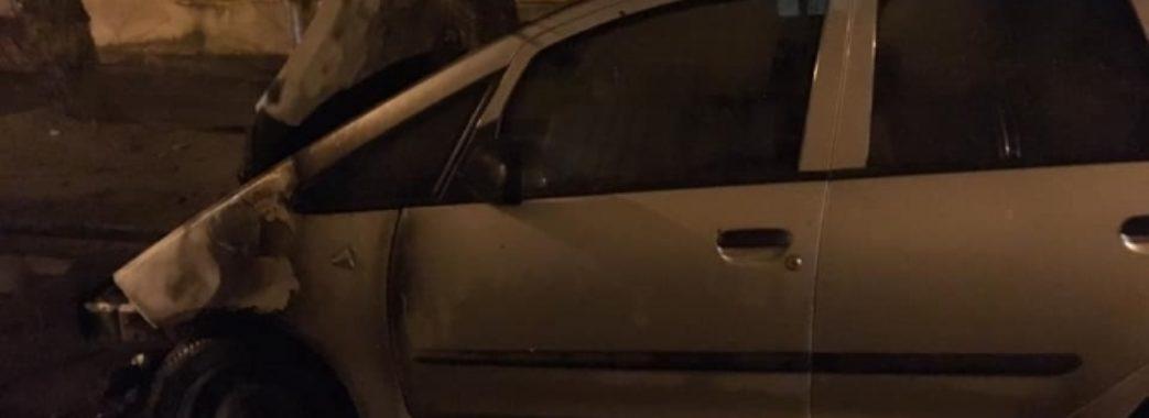 Львівській журналістці спалили автомобіль