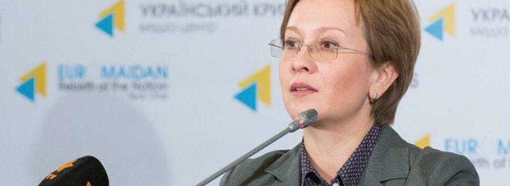 Ірина Подоляк за місяць заробила майже 400 тисяч гривень