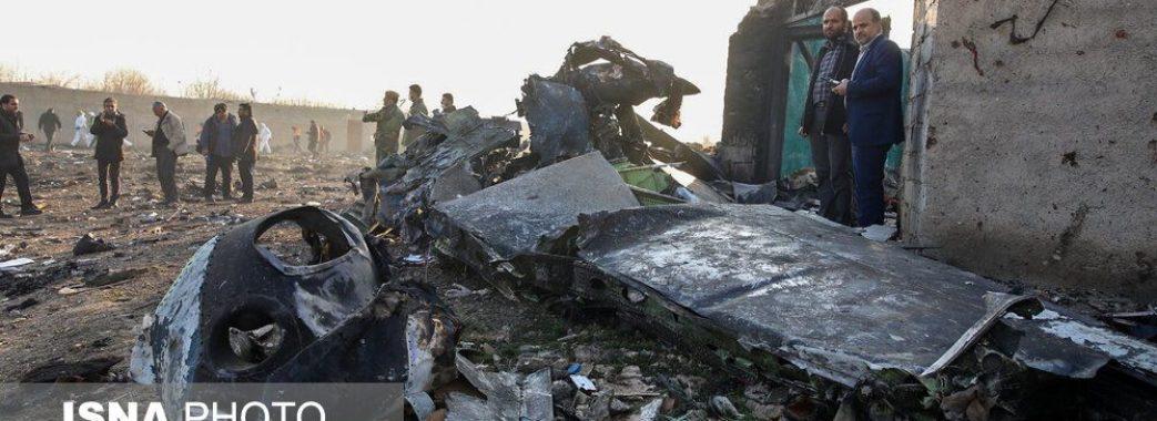 В Ірані розбився український літак: всі пасажири загинули