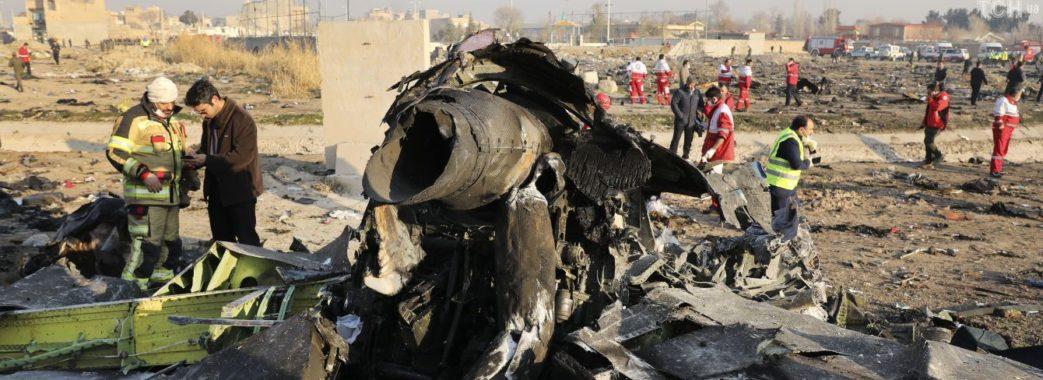 Іран арештував підозрюваних у збитті літака МАУ