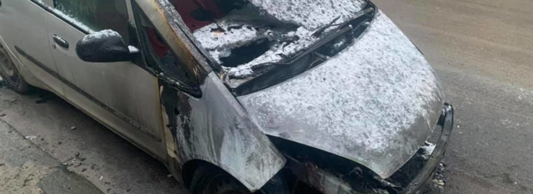 """""""Маємо захистити наших патріотів"""", – в Українській галицькій партії відреагували на підпал автомобіля журналістки"""