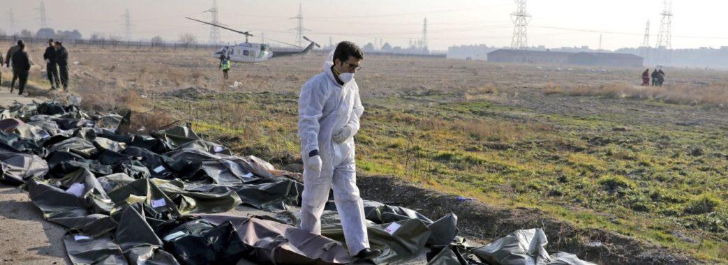 Розслідування авіакатастрофи: Іран не відпустив свого експерта в Україну