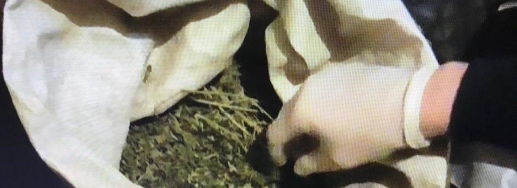 На Старосамбірщині затримали наркоторговця