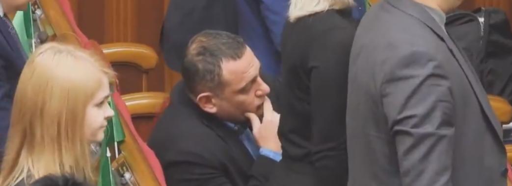 Народний депутат від «Слуги народу» відмовився вшанувати пам'ять загиблих на Майдані