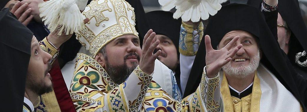 Скільки православних парафій перейшло до ПЦУ