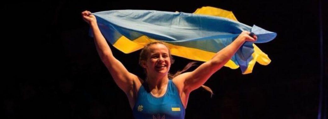 Соснівчанка Ангеліна Лисак стала найкращою спортсменкою Львівщини